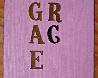 Map (Magic Words) - Grace