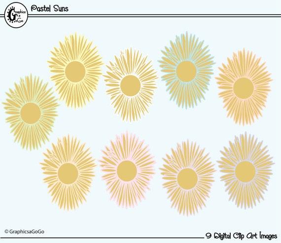 Sun Clipart Summer Clipart Birthday Clip Art Get Well