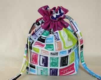 Mix Tape Project Bag