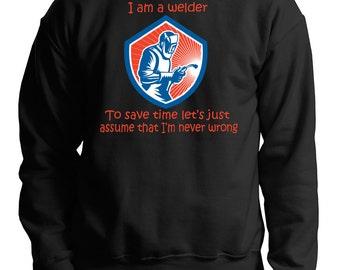 Welder Sweater Gift for Welder Christmas Gift sweater