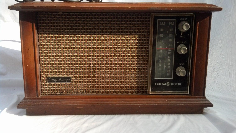 antique vintage general electric radio eBay