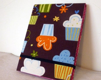 Beautiful Notebook/Journal (CupCake) (Notisbok Notesbog Carnet Muistikirja Anteckningsblock Notizbuch Notitieboekje Quaderno Caderno)