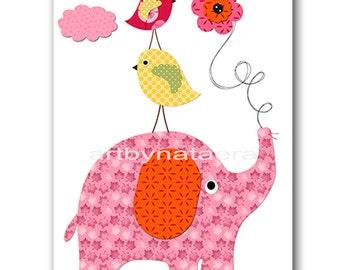 Digital Download Print Printable Art Instant Download Digital Kids Wall Art Baby Nursery Decor Baby Girl Nursery Decor Download 8x10 11X14