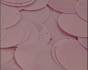 Glossy Lilac Disc Sequins 24mm - JR02873
