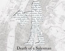 Death of a Salesman Poster Print