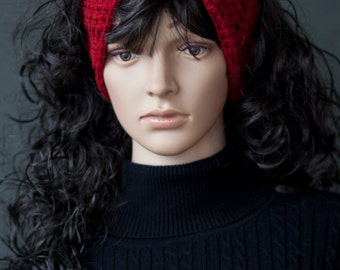 Hand Crocheted Head Band