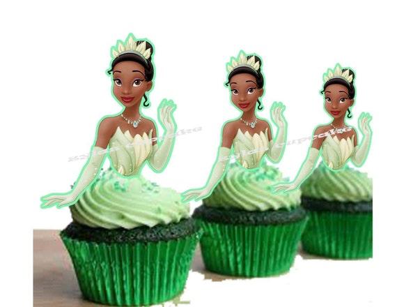 Tiana Cake Pops