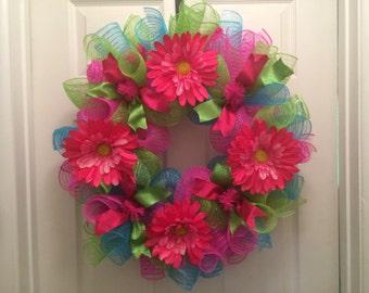 Daisey Wreath