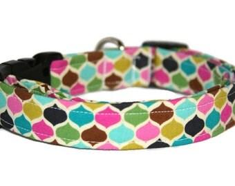 Multi Geometric Dog Collar