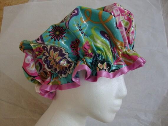 Bonnets de douche vintage