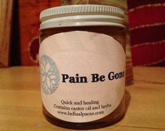 Pain Healing Salve