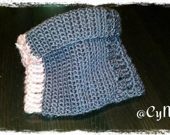 Wool scarf for a kids
