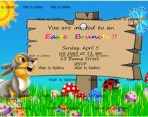 Easter printables,download,easter invitation diy,easter party,easter party invitation,easter bunny,easter decoration,bunny easter,easter