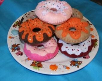 Donut Pincushions