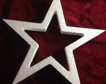 Five Point Star Outline