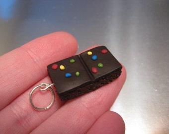 Cosmic Brownie inspired Charm