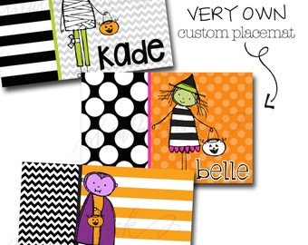 Halloween Placemat-Made to Order