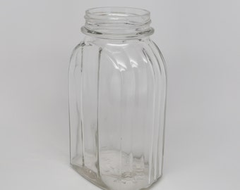 1930's PAD-L-JAR, P & H Chicago #6 Canning Jar, unusual Shape and Brand