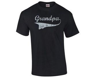 Grandpa T-shirt  Grandpa Shirt Grandpa Shirts Grandpa Tshirt Grandfather Shirts Grandpa Gifts Gift for Grandpa Grandpa to Be Granddad Gifts