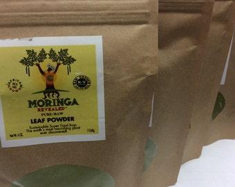 MORINGA POWDER. 4oz. Hi-Potency. African Grown