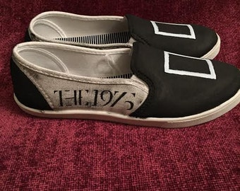 The 1975 Hand-painted Shoes