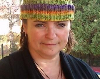 Heat Multicolor Cap