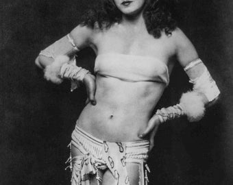 Alfred Cheney Johnston Photo, Ziegfeld Girl Grace Moore, 1920-30s