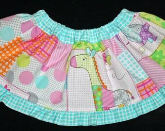 Baby Zoo Skirt 6/12m