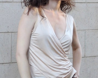 Women's wrap tank size s and m