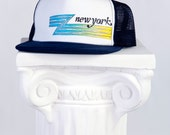 New York Trucker Hat for The Yummies designed by Ray Young Chu