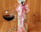 Valentine Wine Bag Victorian
