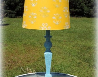 Whimsical Table Lamp Etsy