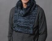 Lautrec - merino wool blend wide scarf