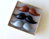 Mustache Soap - Movember soap set - Includes shipping