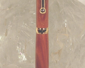 Soft Touch Gold Chakte Kok Stylus / Pen Combo for Touch Screen Tablets or Smartphones