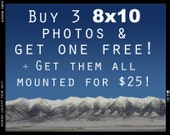 Photo Gift Set, Choose ANY 8x10 Photos and Save, Fine Art Photo Collection, Custom Room Decor