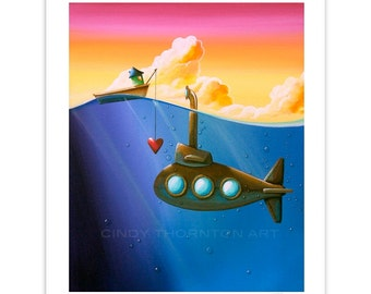 House Series Limited Edition - Finding Nemo - Signed 8x10 Matte Print (4/10)