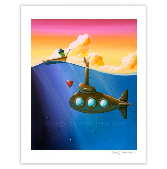 House Series Limited Edition - Finding Nemo - Signed 8x10 Matte Print - (4/10)