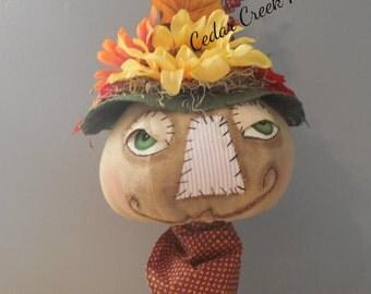Primitive Scarecrow Make do