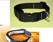 Dog Collar .pdf sewing pattern, instant download, diy nylon dog collar all sizes, make and sell