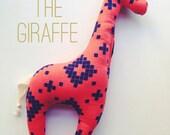 Zoey the Giraffe