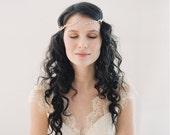 Medieval wedding headpiece, bridal circlet - Alchemy no. 2054