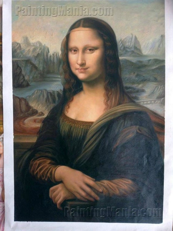 Mona lisa la gioconda leonardo da vinci high quality for La gioconda di leonardo da vinci