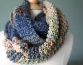 Woodsy Circle Scarf