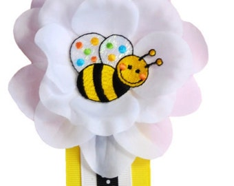 Bumblebee Hair Bow Holder