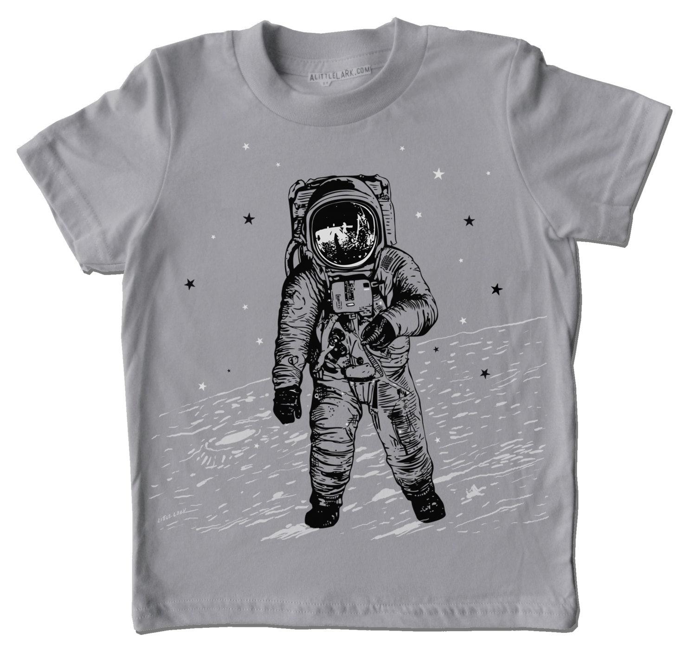 astronaut space t shirt - photo #1
