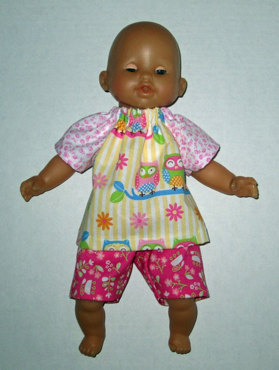 Corolle Tidoo Or Calin Doll Clothes Baby Alive by ...