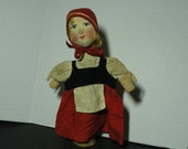 Cloth Folk Puppet