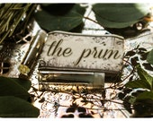 the prim - natural perfume oil mini twin vial sampler pack - 2 vial value pack - Primary Notes: Cypress, Clover And Lily