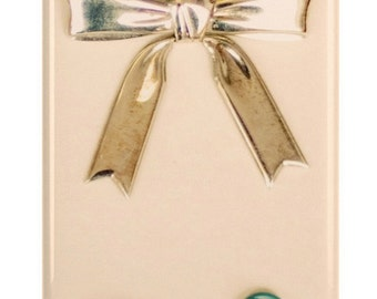iPhone Case Vintage Buttons Bow Charming Antique Jewelry Samsung Galaxy Case